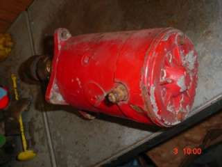 600 800 SERIES FORD TRACTOR ENGINE WORKING STARTER FORD 641 860 ETC
