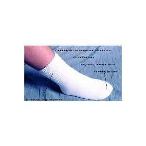 PediFix SeamLess OverSized Socks   Mens   10   12(1/2)   Womens   11