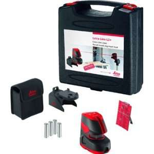 Leica L2+ Cross Line Laser Self Leveling Horizontal Vertical 180