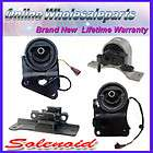Nissan Quest Altima Maxima #M008 Transmission Engine Motor Mounts With