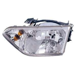 Nissan Quest Driver Side Replacement Headlight