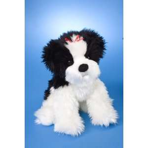 Plush Zenny Shih Tzu Dog 12 Toys & Games