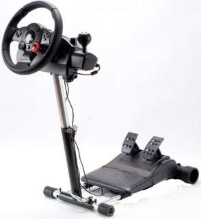 Racing Steering Wheel Stand Pro for Logitech Momo, rugged, New