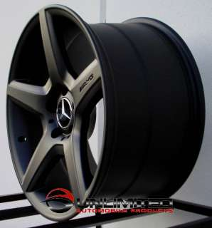 20 AMG Wheels Rims Fit Mercedes S320 S350 S500 S600
