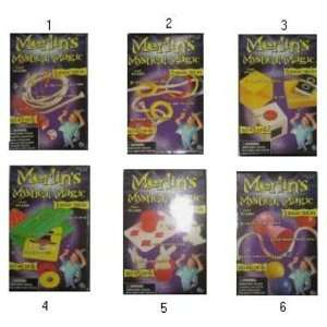 Merlins Magic (3) Tricks Toys & Games