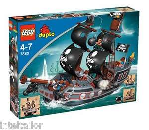 LEGO DUPLO Big Pirate Ship (7880) NEW / SEALED   Experienced Seller