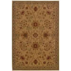 Loughborough Rug 8square Beige/multi