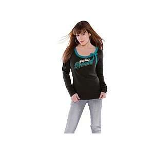 Fashion Top touch by Alyssa Milano   San Jose Sharks Large Sports