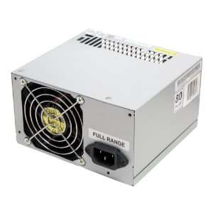 FSP 460W 80Plus PFC 80mm Fan ATX Power Supply FSP460 60PFB