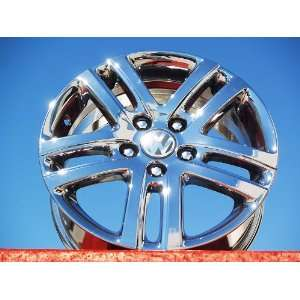 JettaBionline 5 Set of 4 genuine factory 16inch chrome wheels