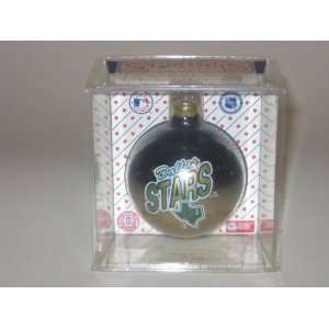 DALLAS STARS (2 5/8 In Diameter) Multi Color CHRISTMAS