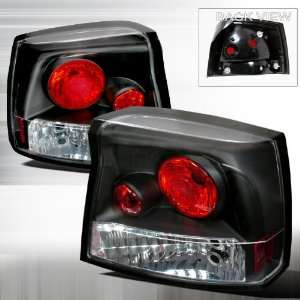 2005 2007 Dodge Charger Altezza Tail Light Black Automotive