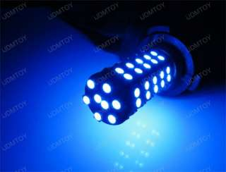 Blue 9005 68 LED Daytime Running/High Beam Lights Bulbs