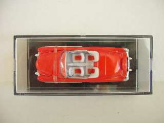 1998 100% Hot Wheels Red Cadillac in Display Case 164 Diecast NEW