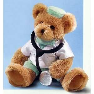 RUSS 12 Beary Special Teddies Doc Teddy Bear #34299