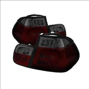 Spyder LED Euro / Altezza Tail Lights 02 05 BMW 320i Automotive
