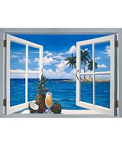 Frank Walcott Sea Window Wall Art