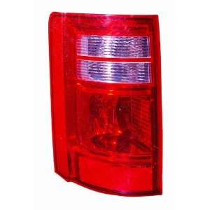 DODGE CARAVAN/GRAND CARAVAN 08 10 TAIL LIGHT LEFT CAPA