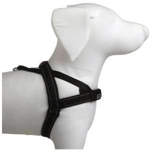 Fit Dog Harness in Black Size See Chart Below X Small8.5   12.5 N