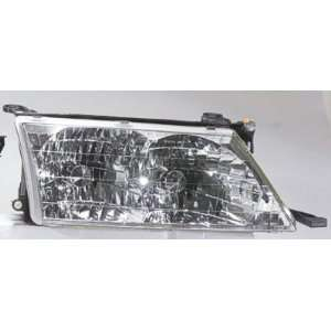 1998 99 TOYOTA AVALON HEADLIGHT ASSEMBLY, PASSENGER SIDE