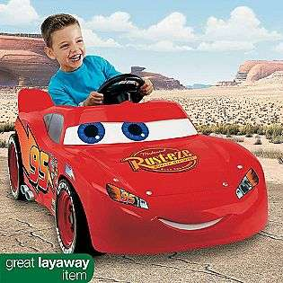 Power Wheels Lightning McQueen  Disney Toys & Games Ride On Toys