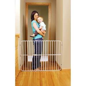 Regale   Guardian Extra Tall Expandable Metal Gate