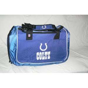 NFL Licensed Indianapolis Colts Team Duffle Bag