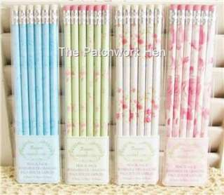 Pencil Packs Treasures by Shabby Chic Rachel Ashwell, Roses, Floral