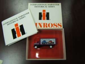 Winross International Harvester Series #10 truck MIB