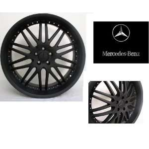 22 / inch Wheels/Rims Mercedes Benz MBZ CL Class CL550 CL600 CL63
