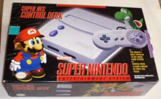Rare 1997 Super Nintendo Entertainment System Super NES SNS 101 Mini