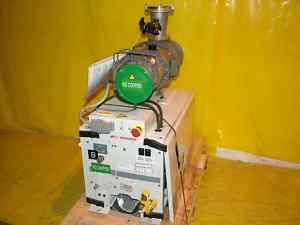 Edwards iQDP40 Dry Vacuum Pump QMB250 Blower as is A532 40 905