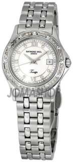 Raymond Weil Tango Diamond Stainless Steel Ladies Watch 5390 STS 00995