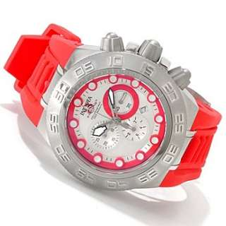 Invicta 1533 Mens Subaqua Noma Sport Red Chronograph Watch
