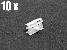 clip for rocker panel moulding m technic body only set of 10