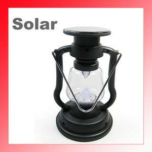 Solar Outdoor Light Camping Lantern Night Garden Lamp