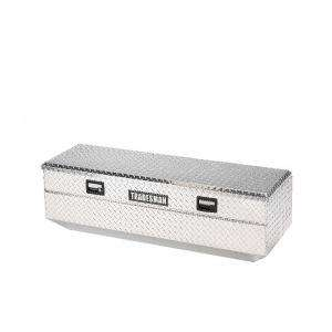 Tradesman 48 in. Aluminum Flush Mount Truck Tool Box TAWB47 at The