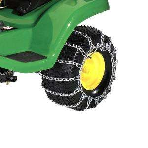 John Deere 20 in. Rear Tire Chains BG10264