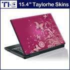 Laptop Skin Cover Notebook Sticker Decal Pink Butterfly