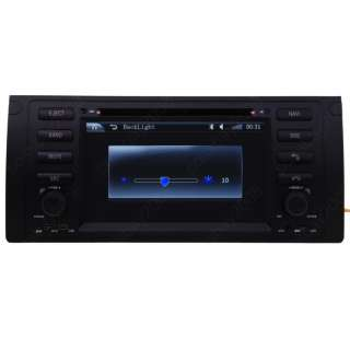 BMW E39 M5 SERIES Car GPS Navigation System DVD Player