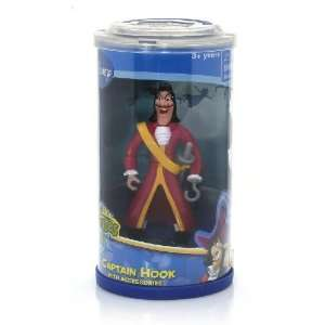 Disney Peter Pan Pirates Heroes   Captain Hook with