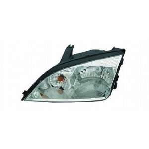 05 07 Ford Focus Headlight (Driver Side) (2005 05 2006 06