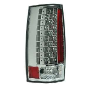2007 2010 Chevy Tahoe/suburban Led G4 Tail Lights All Crome (Escalade