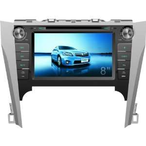 Rupse 8 Inch HD Touchscreen DVD Player with GPS Navigation