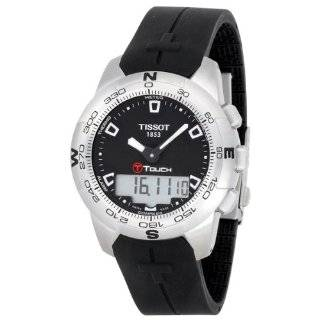 Touch II Mens Analog Digital Watch T0474201705101 Tissot Watches