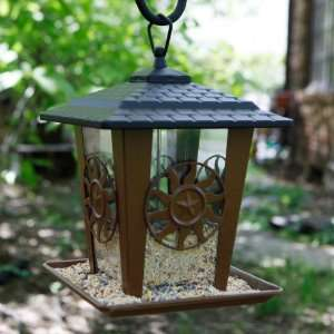 Perky Pet Sun and Star Bird Feeder Patio, Lawn & Garden