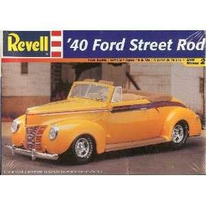 Revell  40 Ford Street Rod Toys & Games