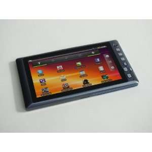HD 7 Inch Multi touch Android Tablet PC with Wi Fi, GPS, Bluetooth