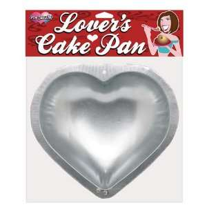 Lovers 9in cake pan   heart shaped
