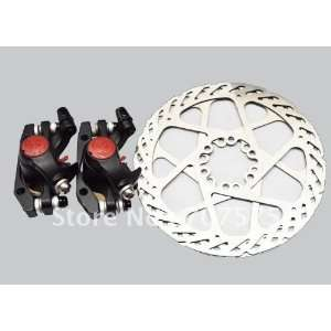 promotion avid bb5 disc brake calipers and g2 rotors front rear